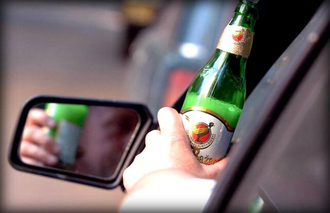 Вождение без прав в нетрезвом виде: наказание и штраф за езду пьяным за рулем