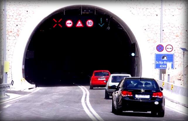 Есть ли штраф за парковку в тоннеле