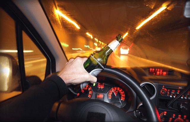 Управление в алкогольном опьянении: наказание