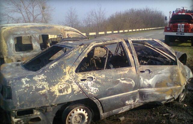 Выплата по КАСКО при полной гибели автомобиля