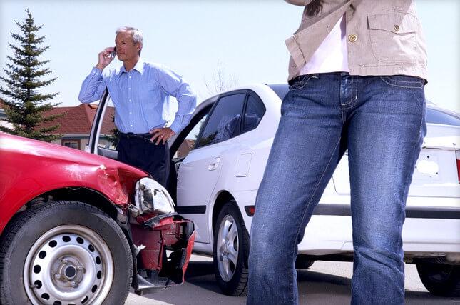 КАСКО при ДТП, действия водителя
