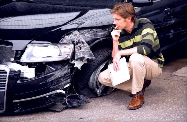Характер повреждений при ДТП
