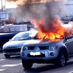 Если машина сгорела на стоянке