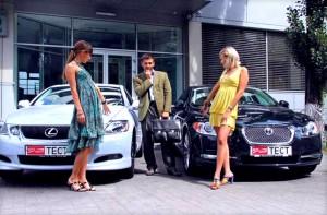 Тест-драйв при покупке авто