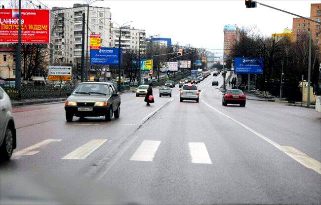 Какая ответственность водителя, если он сбил пешехода?