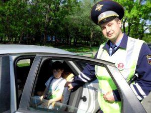 Оставление ребёнка в автомобиле