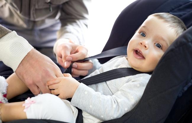 Правило перевозки детей и доскольки лет