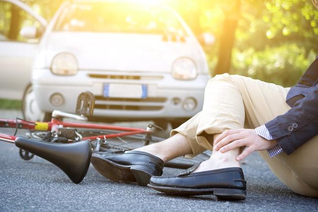 ДТП с участием велосипедиста и автомобиля, как определить виновника