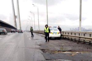 ДПС на мосту