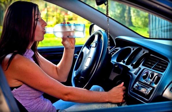 Штраф за вождение в нетрезвом виде в первый раз в размере 30 000 рублей